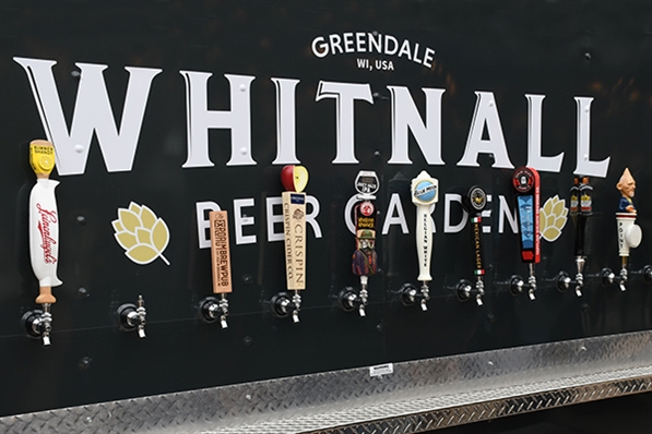 Whitnall Craft Beer Garden