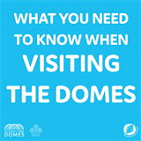 What you need to know when visiting The Domes