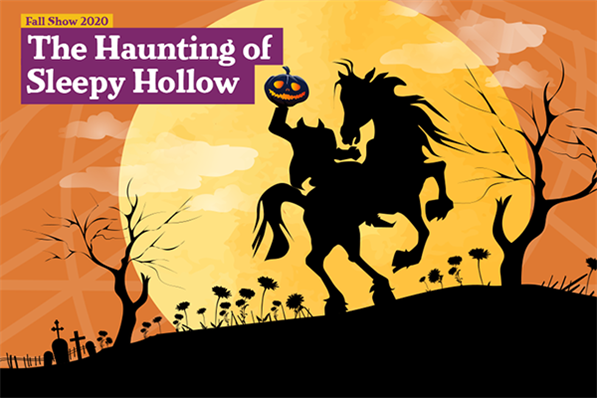 Mitchell Park Domes Fall Show: The Haunting of Sleepy Hollow