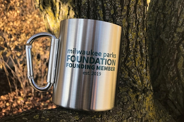 Milwaukee Parks Foundation - Founding Member Mug