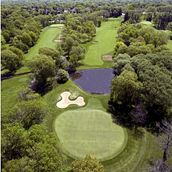 Brown Deer Park Golf Course - Hole 16