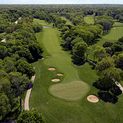 Brown Deer Park Golf Course - Hole 18