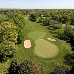 Brown Deer Park Golf Course - Hole 7