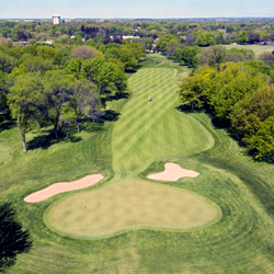 Brown Deer Park Golf Course - Hole 9