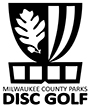 Milwaukee County Dift Golf Logo