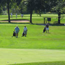 Golf Courses: Open when weather allows
