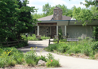 Wehr Nature Center Visitors Center