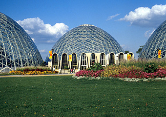 Mitchell Park Conservatory (The Domes)