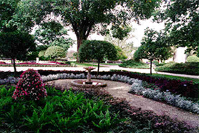 The Annual Garden at Boerner Botanical Gardens