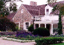 The Garden House at Boerner Botanical Gardens
