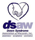 Down Syndrome Association of Wisconsin Logo - Accessible Recreation