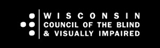 Wisconsin Council of the Blind and Visually Impaired Logo - Accessible Recreation