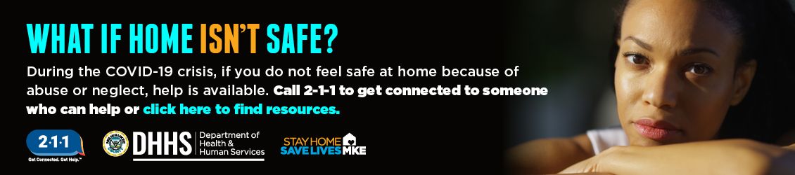 What If Home Isn't Safe?