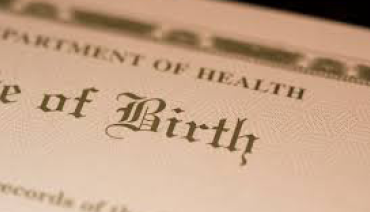 Apply for Birth Certificates