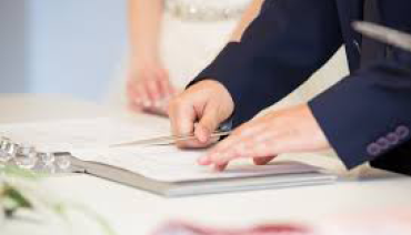 Apply for Marriage Licenses