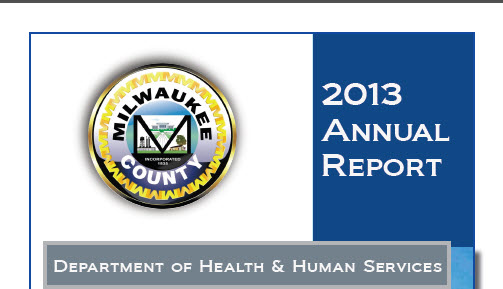 2013 DHHS Annual Report