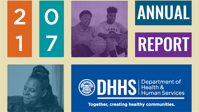 2017 DHHS Annual Report