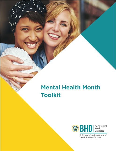 Mental Health Month Toolkit