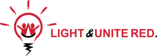 Light & Unite Red logo