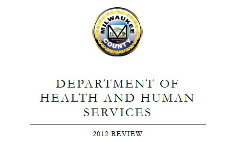 2012 DHHS Annual Report