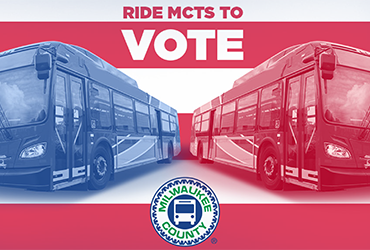 Ride MCTS To Vote