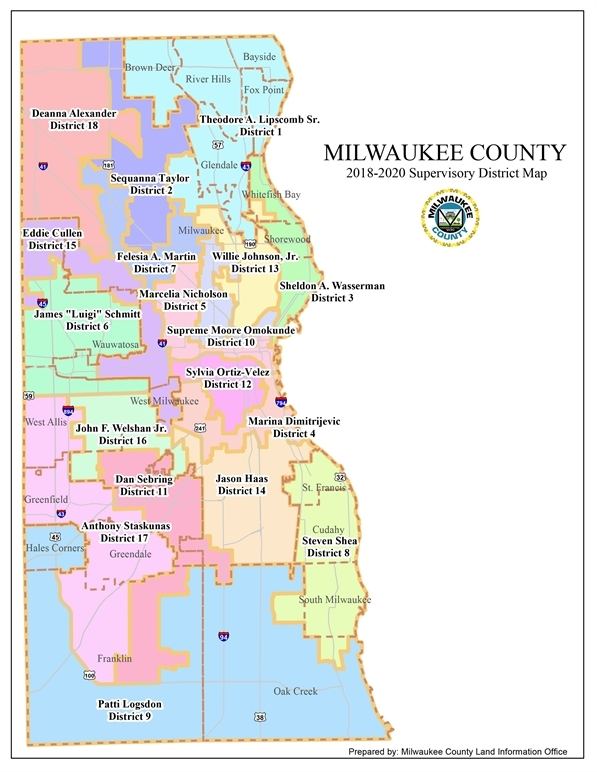 Milwaukee County Board of Supervisors on