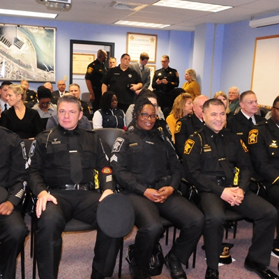 MCSO Promotes New Supervisors